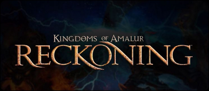 Kingdoms of Amalur Logo