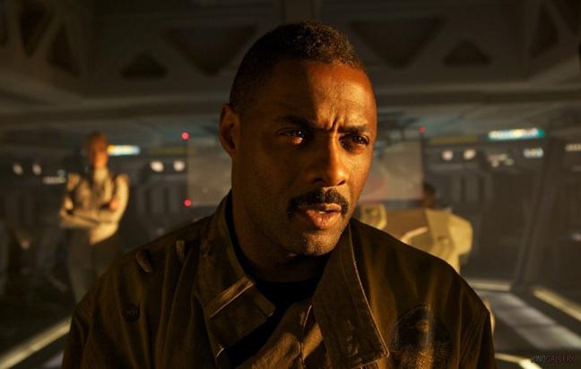 Idris Elba in Prometheus