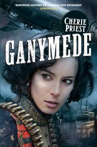 Ganymede by Cherie Priest UK
