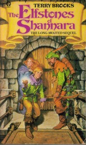 The Elfstones of Shannara by Terry Brooks