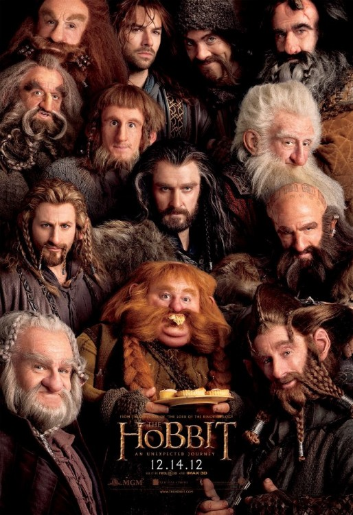 An Amusing Poster for The Hobbit: An Unexpected Journey