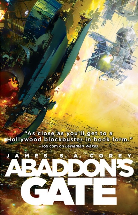 Abaddon's Gate by James S.A. Corey