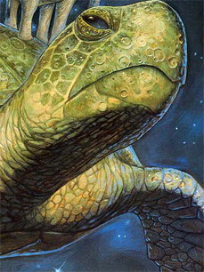 Discworld, Art by Paul Kidby
