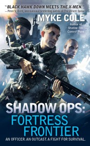Shadow Ops: Fortress Frontier by Myke