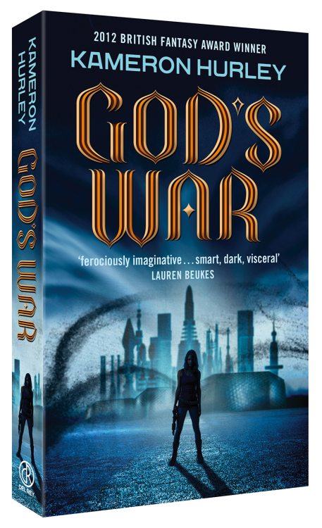 God's War by Kameron Hurley