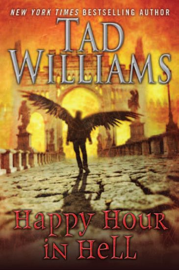 Cover Art for Happy Hour In Hell by Tad Williams