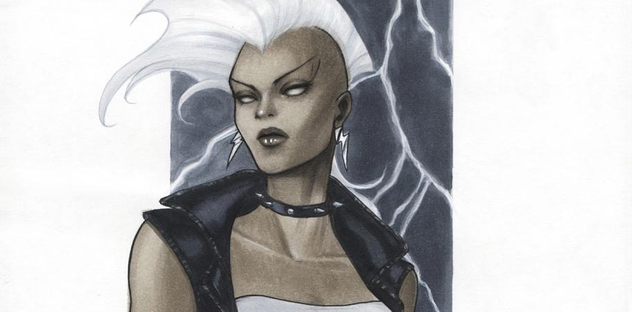 Punk Storm, art by Protokitty