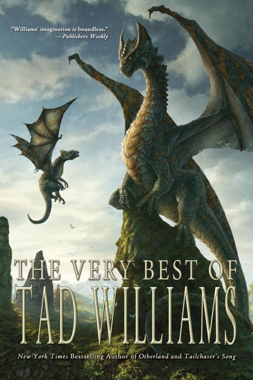 Cover Art for The Very Best of Tad Williams