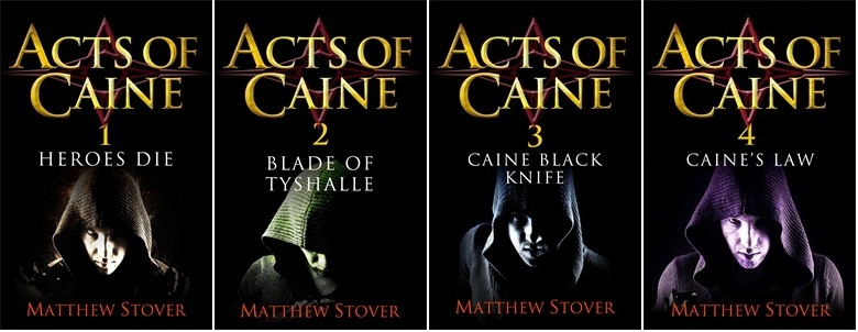 Acts of Caine by Matthew Stover