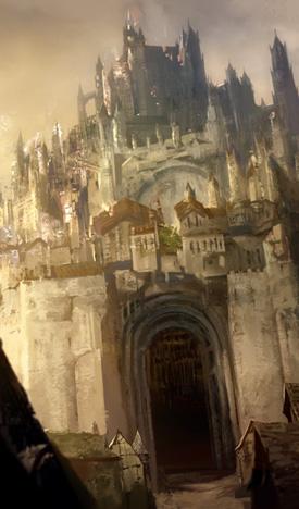 Guild Wars 2 City
