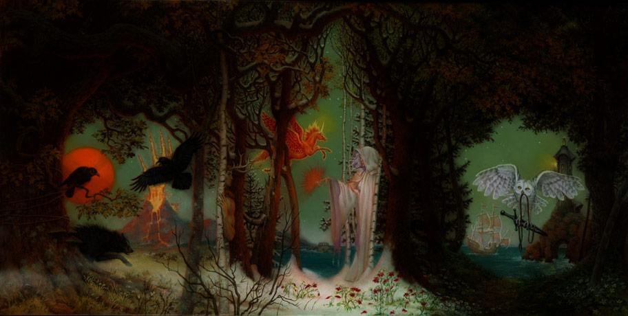 The Fionavar Tapestry by Guy Gavriel Kay