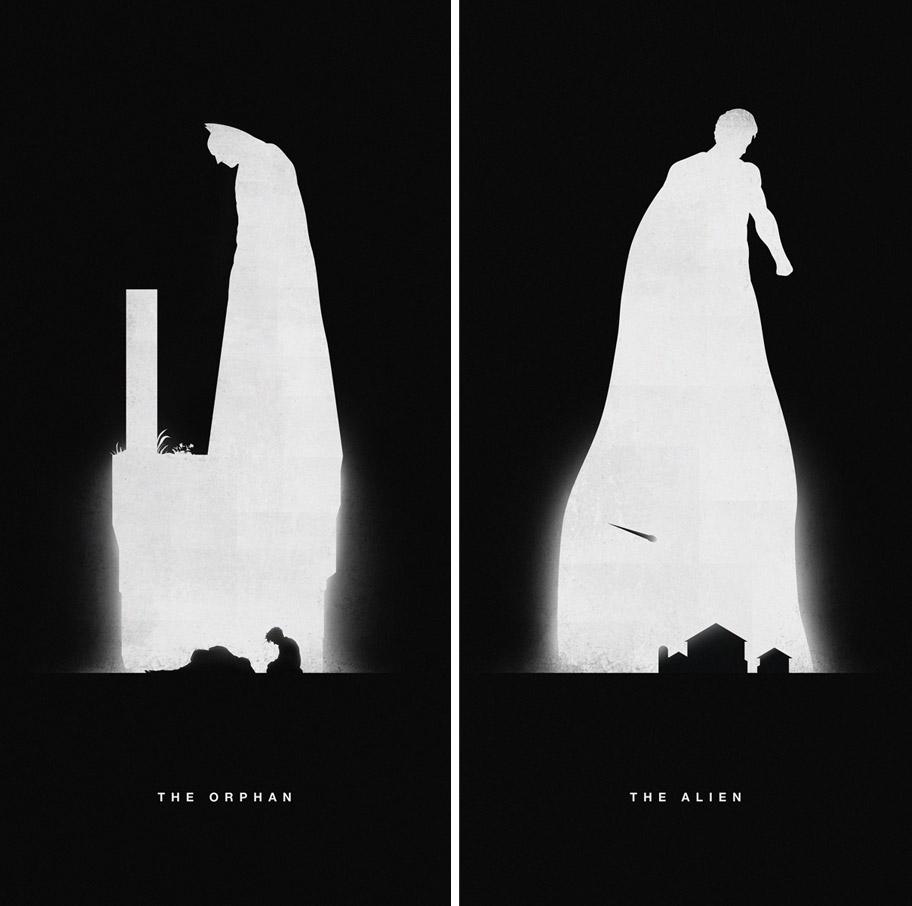 Khoa Ho's Superheroes – Past/Present
