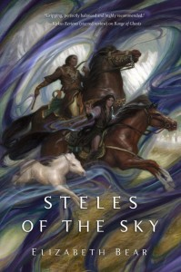 Steles of the Sky by Elizabeth Bear