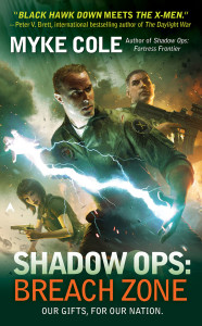 Shadow Ops: Breach Zone by Myke Cole