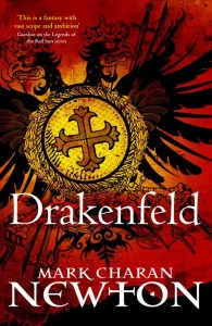 Buy Drakenfeld by Mark Charan Newton: Book/eBook