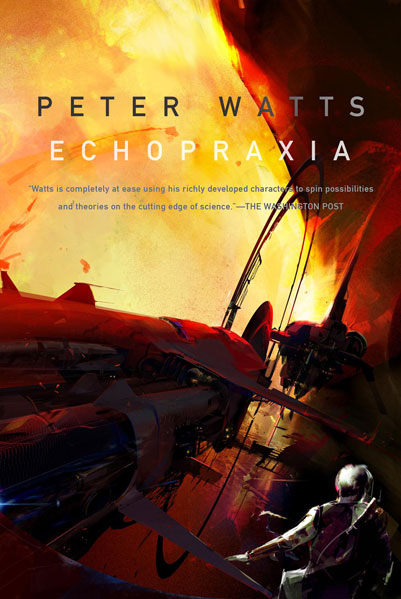 Echopraxia by Peter Watts