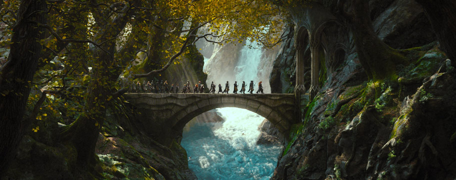 Review of The Hobbit: The Desolation of Smaug