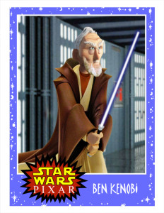 Ben Kenobi by Phil Postma