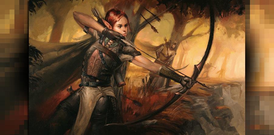 """Ambush from the Treeline"" by Lucas Graciano"