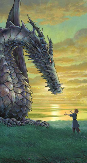 Art from Tales from Earthsea