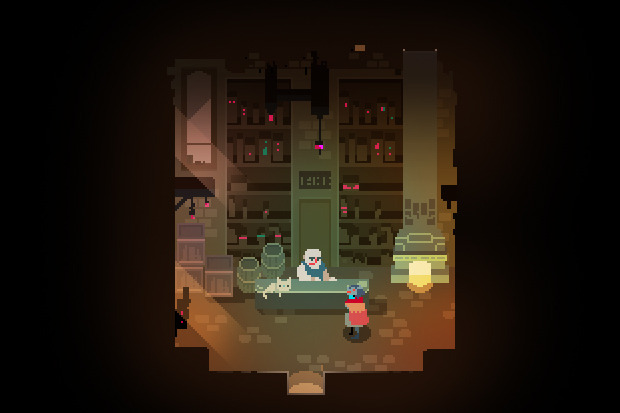 pixel art game 2014