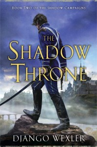 Buy The Shadow Throne by Django Wexler: Book/eBook
