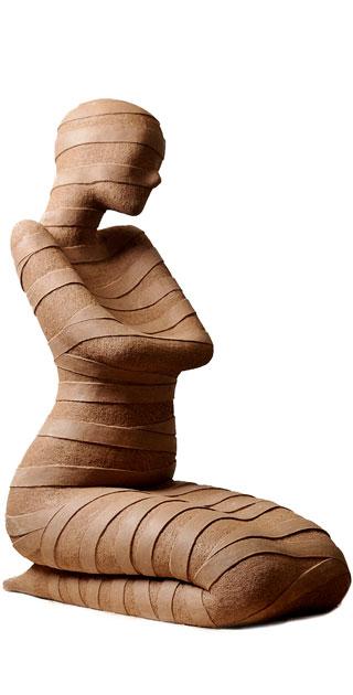 Statue by Ferri Farahmandi
