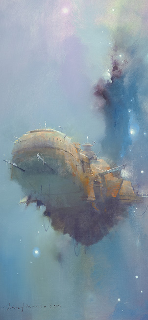 Art by John Harris