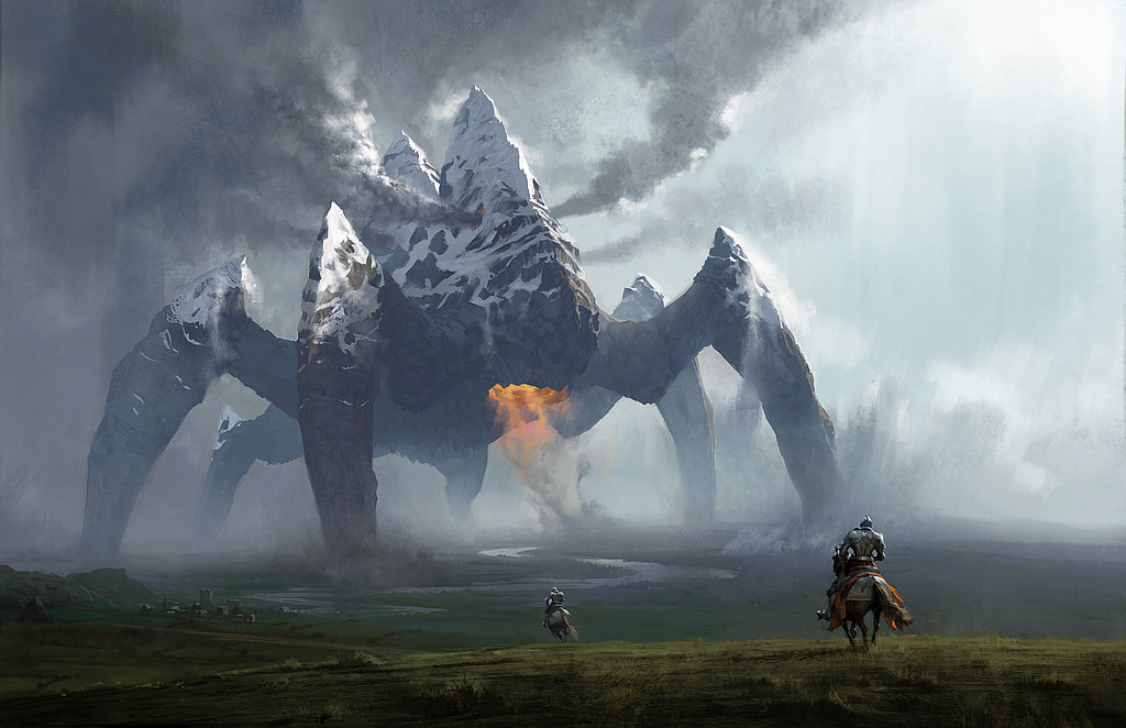 """""""Earth Colossus"""" by Chase Stone"""
