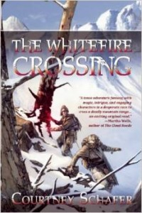 Buy The Whitefire Crossing by Courtney Schafer: Book/eBook