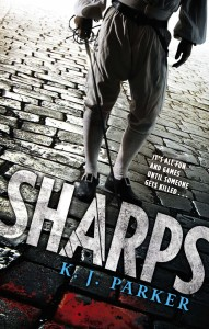 sharps-by-kj-parker