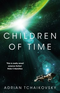 Buy Children of Time by Adrian Tchaikovsky